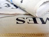 Newspapers — Stock fotografie