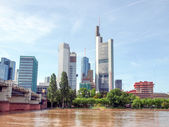 Frankfurt am Main Germany — Stockfoto