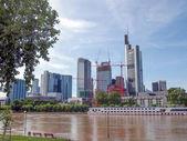 Frankfurt am Main Germany — Stock Photo