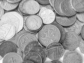 British pound coin — Foto Stock