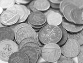 British pound coin — ストック写真