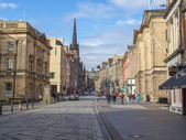 Royal Mile, Edinburgh — Stock Photo