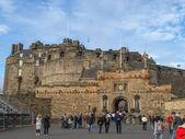 Edinburgh castle — Stockfoto