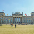 Reichstag in Berlin — Stock Photo #38399541