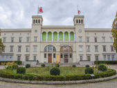 Hamburger Bahnhof in Berlin — Stock Photo