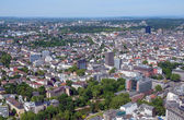 Frankfurt am main duitsland — Stockfoto