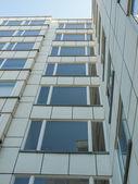 Hansaviertel w berlinie — Zdjęcie stockowe