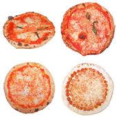 孤立したピザ — ストック写真