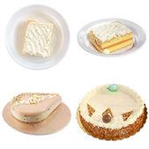 孤立的馅饼 — 图库照片
