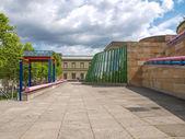 Neue Staatsgalerie in Stuttgart — Stock Photo