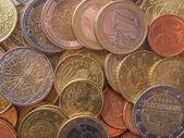 Euro-munten — Stockfoto