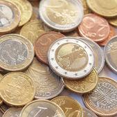 Moeda de dois euros — Foto Stock