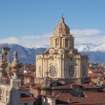 San Lorenzo church Turin — Stock Photo #39870275