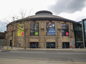 Roundhouse in London — Stock Photo