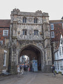 Canterbury UK — Stock Photo