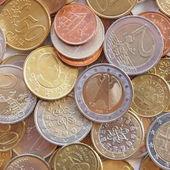 ユーロ硬貨 — ストック写真