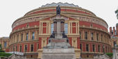Royal Albert Hall London — Stock Photo