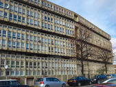 Robin Hood Gardens London — Stock Photo