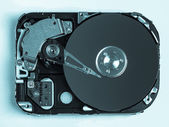 PC hard disk — Stock Photo