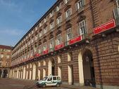 Teatro Regio royal theatre in Turin — Stock Photo