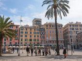 Genoa Italy — 图库照片