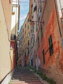 Genoa old town — 图库照片