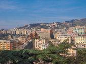 Vista de génova italia — Foto de Stock