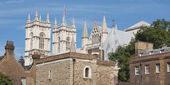 Westminster abbey — Stockfoto