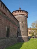 Castello Sforzesco Milan — Photo