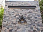 Sandro Pertini monument in Milan — Stock Photo