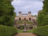 Orangerie in Potsdam — Stock Photo