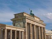 Berlín brandenburger tor — Foto de Stock