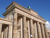 Brandenburger tor berlijn — Stockfoto