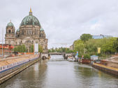 Spree River Berlin — Stock Photo