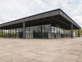 Neue Nationalgalerie — Stock Photo