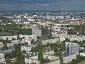 Berlin havadan görünümü — Stok fotoğraf