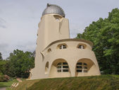 Einstein Turm in Potsdam — Stock Photo
