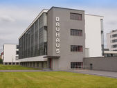 Bauhaus Dessau — Stock Photo