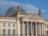 Reichstag Berlin — Stock Photo
