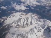 Alps glacier — Stock Photo