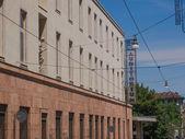 Rai Auditorium Turin — Stockfoto