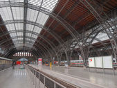 Hauptbahnhof leipzig — Stockfoto