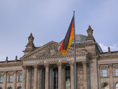 Reichstag Berlin — Stock Photo