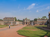 Dresden Zwinger — Stock Photo