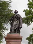 Mendelssohn Denkmal Leipzig — Foto de Stock