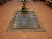 Bach grave — Foto de Stock