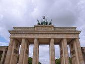 Brandenburger tor berlin — Zdjęcie stockowe