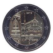 Pièce euros — Photo