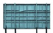 Billboard hoarding — Stock Photo