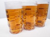 Cerveza lager — Foto de Stock